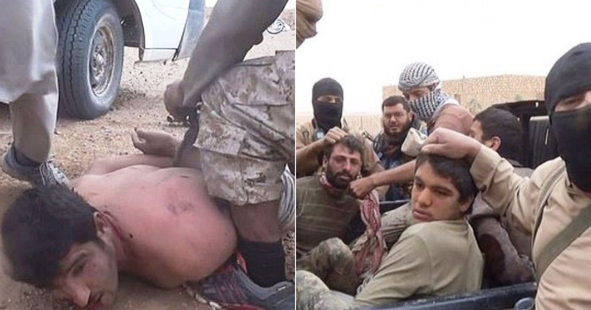 isis6.jpg?resize=1200,630 - ISIS Have Taken 700 Hostages Including European And US Citizens After Attacking A Refugee Camp