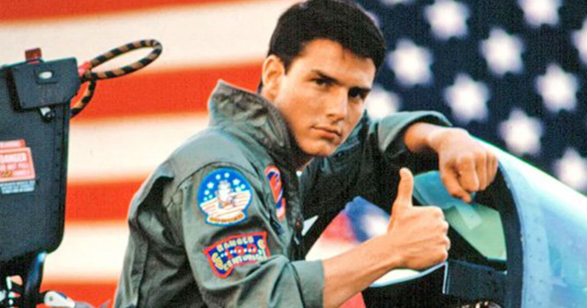 k 2.jpg?resize=412,232 - Tom Cruise Reprising The Role Of Lt Pete 'Maverick' Mitchell In 'Top Gun: Maverick' And He Hasn't Aged A Day