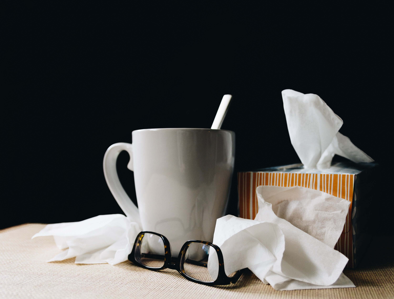 kelly sikkema 516850 unsplash.jpg?resize=1200,630 - Chá antialérgico acaba com os sintomas de rinites e alergias de forma natural