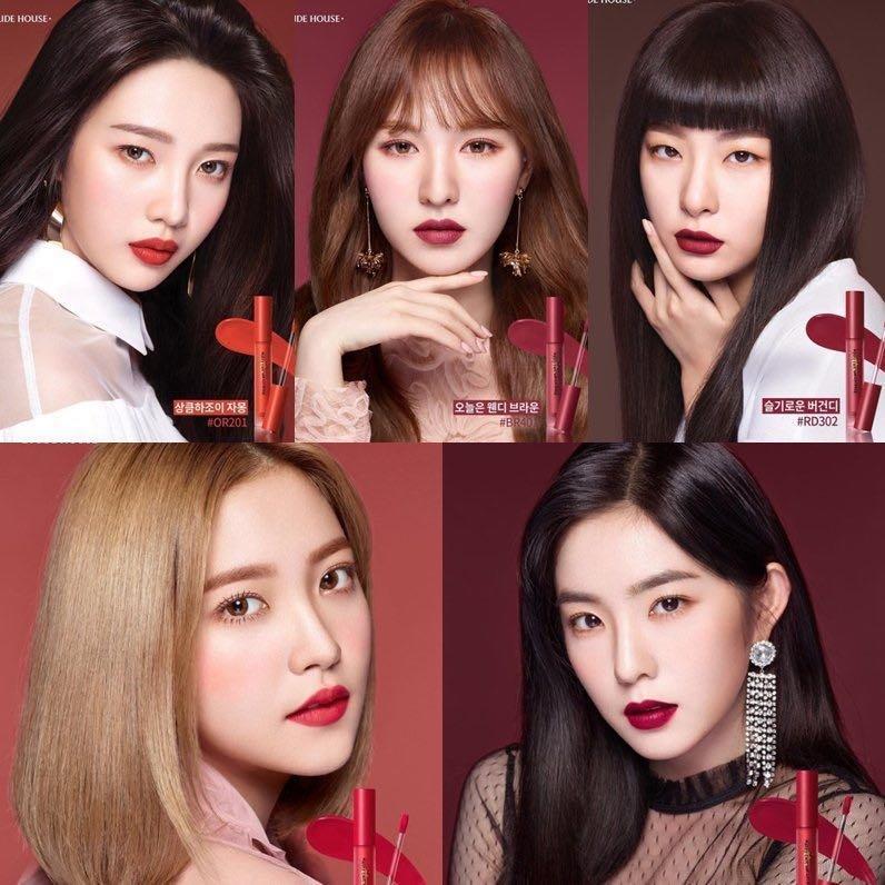 「Red Velvet ETUDE HOUSE」の画像検索結果
