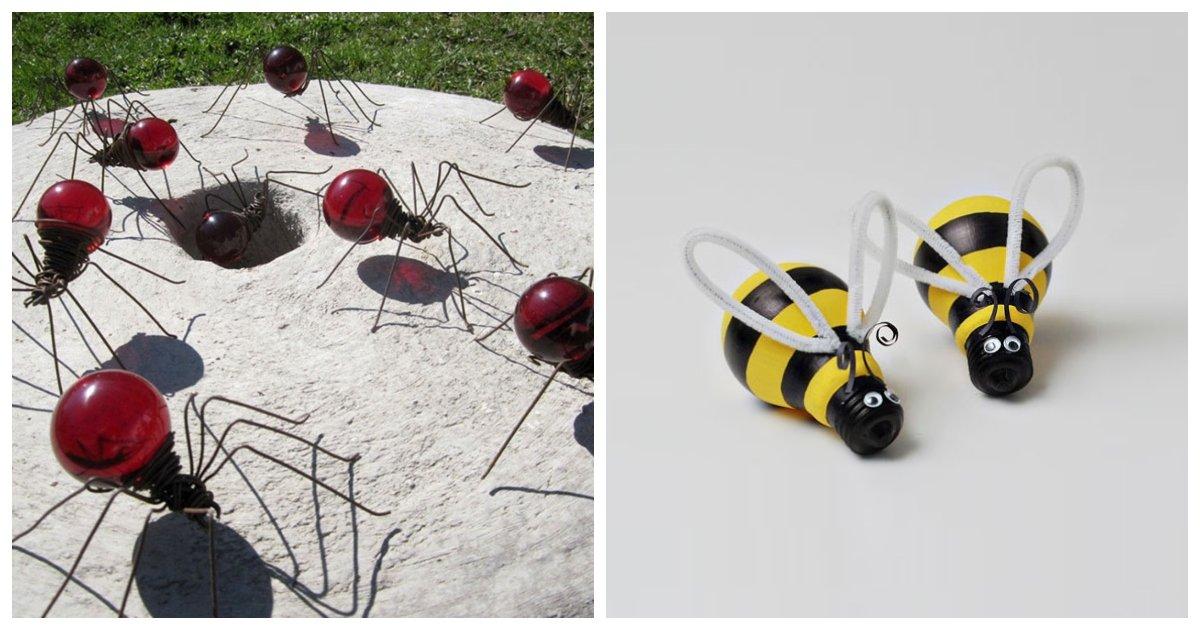 lightbulbs.jpg?resize=1200,630 - 19+ Awesome DIY Ideas For Recycling Old Light Bulbs