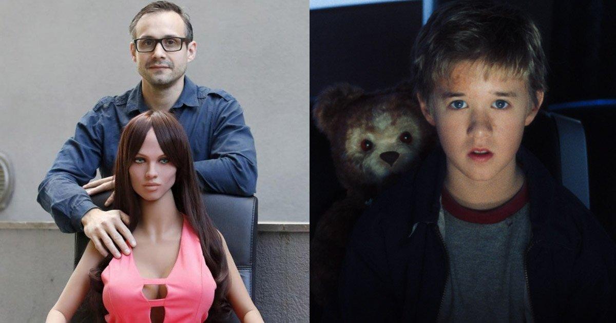 mainphoto enfantrob.jpg?resize=1200,630 - Votre futur robot sexuel pourrait un jour être aussi le père/la mère de vos enfants.
