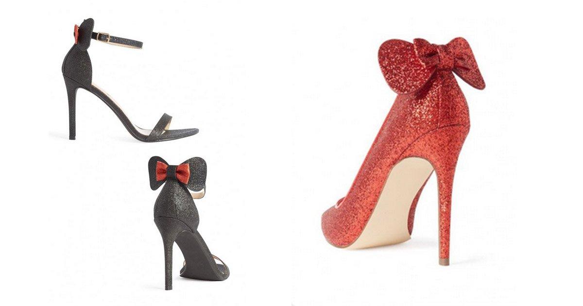 mainphoto primark.jpg?resize=636,358 - Pour les fêtes, Primark ressort sa collection d'escarpins Minnie!