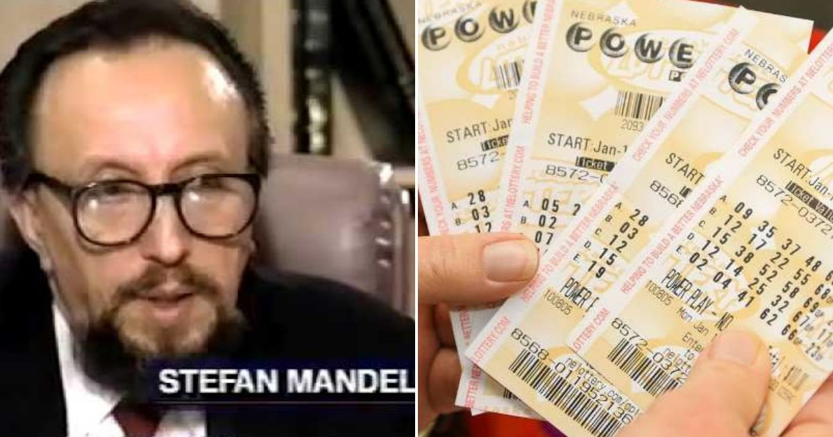 mandel4.jpg?resize=1200,630 - Man Reveals How He Managed To Legally Win The Lottery 14 Times