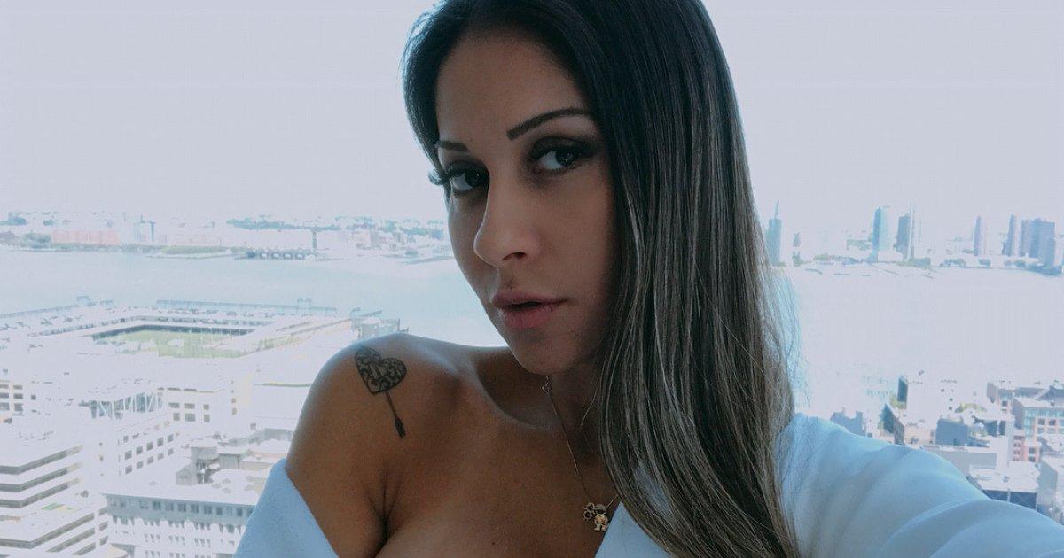 mayra.png?resize=636,358 - Mayra Cardi fala sobre ansiedade causada pela demora da filha em nascer