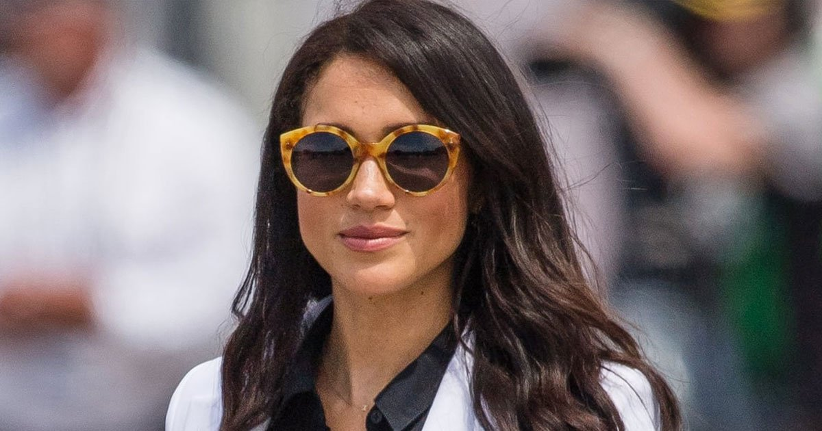 meghan markle 10.jpg?resize=1200,630 - Meghan Markle Sported Sunglasses Worth A Total Of $1,085 In Just Three Days During Her Australian Tour