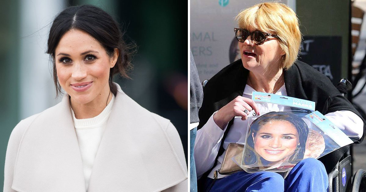 meghan markle samantha.jpg?resize=300,169 - Meghan Markle's Half-Sister Samantha Markle Denied Entry To Kensington Palace After She Arrived Uninvited