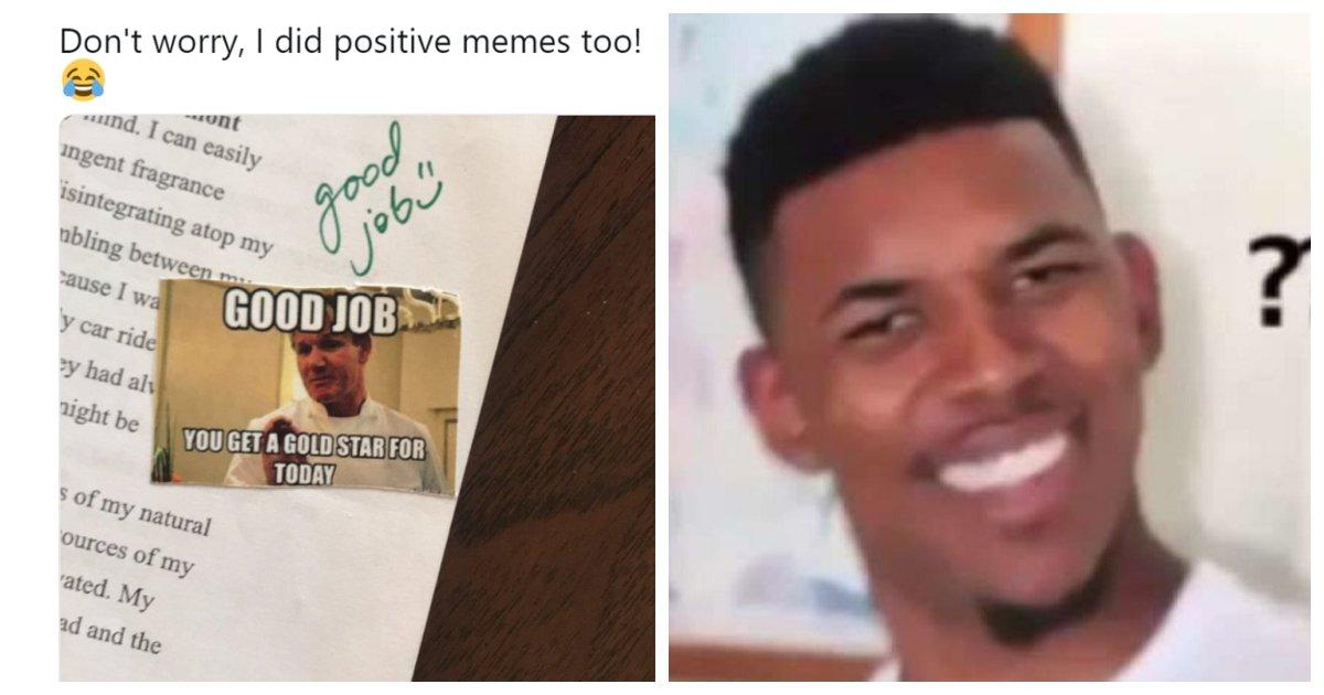 meme 2.jpg?resize=412,232 - High School Teacher Starts Using Gordon Ramsay Memes To Grade Homework And Everybody Loves It