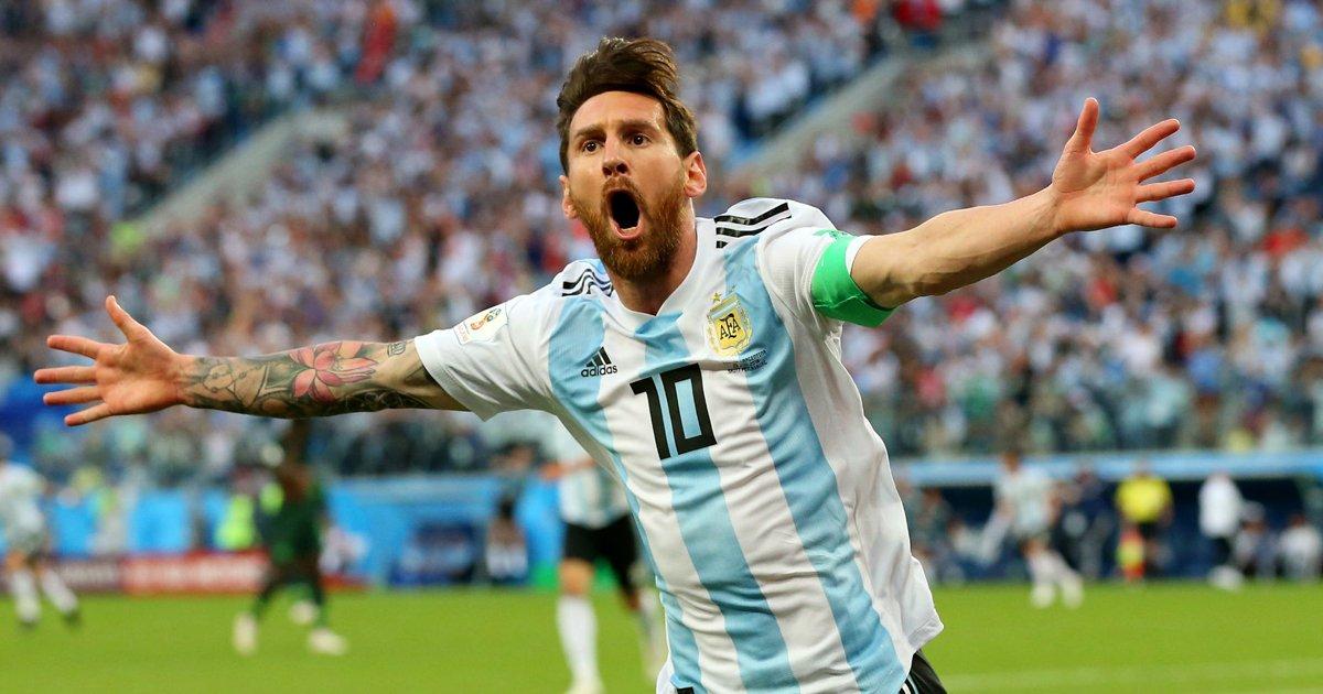 messi 2.jpg?resize=412,232 - 10 Motivos para querer a Lionel Messi no solo por su fútbol