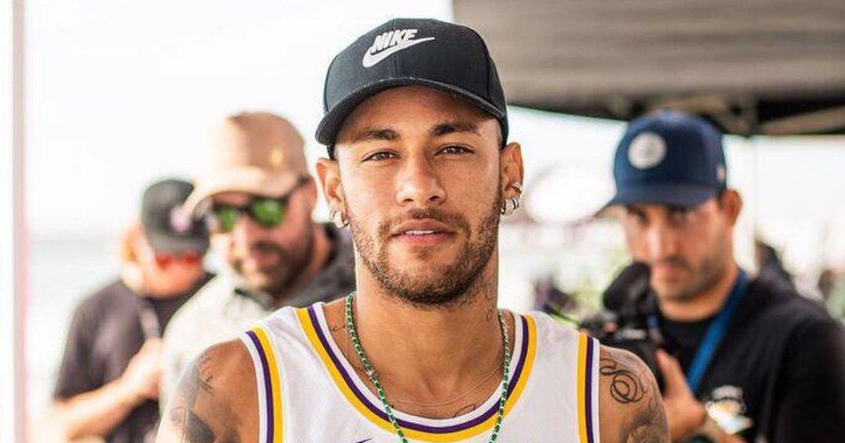 neymar.png?resize=636,358 - Neymar nega ter encontrado com ex-namorada em boate