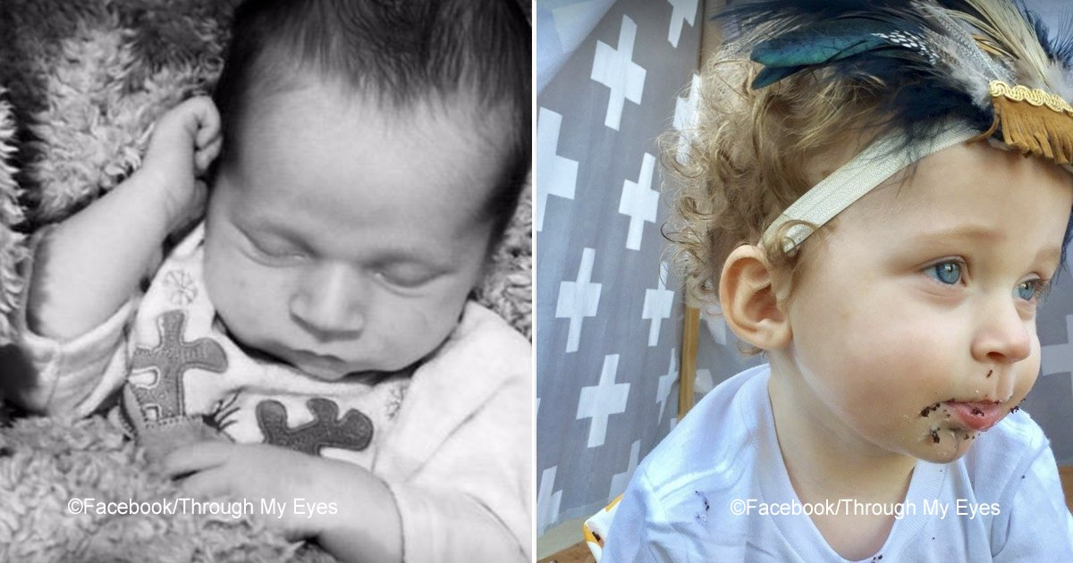 nino.jpg?resize=1200,630 - Bebé fue abandonado al nacer en un basurero, pero ahora tiene unos padres adoptivos que lo han llenado de amor