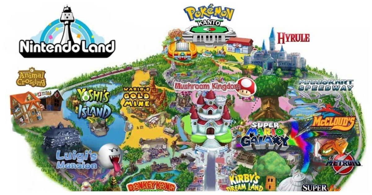 nintendo 1.jpg?resize=1200,630 - Universal Studios Has Confirmed That Construction For The Super Nintendo Theme Park Has Begun
