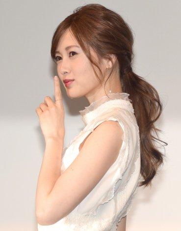 「アップスタイル 白石麻衣」の画像検索結果