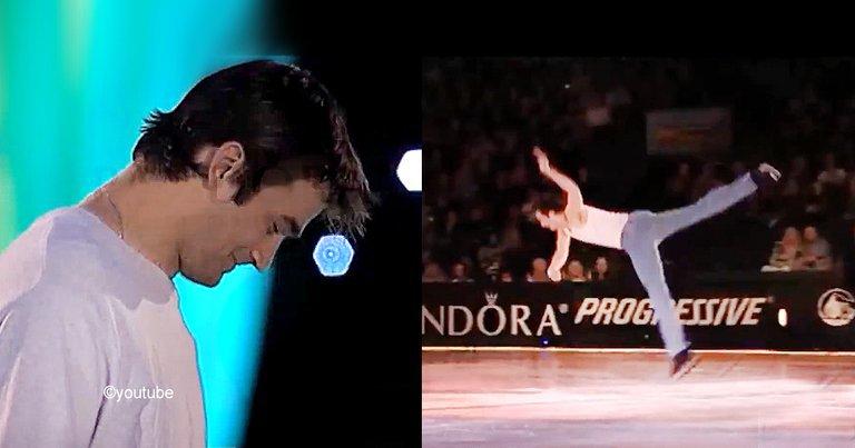 patin.jpg?resize=300,169 - Este sexy patinador artístico presentó 'Footloose' y causó furor en la audiencia