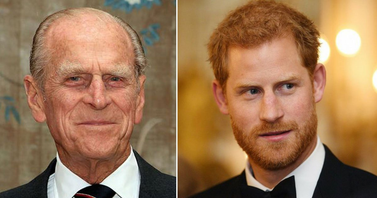 philip harry.jpg?resize=1200,630 - Royal Photographer Shared A Photo Of Young Prince Philip And He Looks Exactly Like Prince Harry