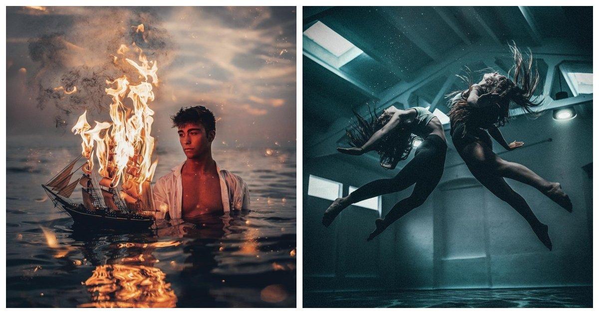 photographer.jpg?resize=412,232 - Un photographe espagnol parvient à capturer un aperçu fascinant de la passion sur l'eau