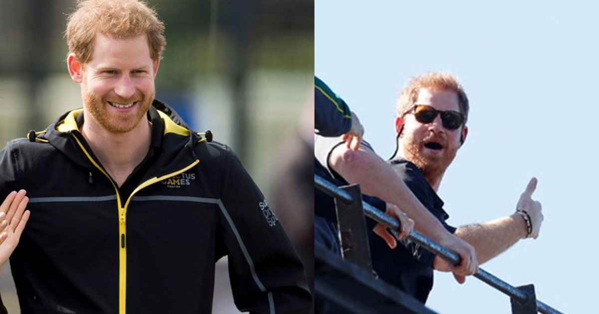 prince harry declined to move as his staff tried to interrupt him in the middle of conversation with a widow.jpg?resize=412,232 - Prince Harry Declined To Move As His Staff Tried To Interrupt Him In The Middle Of Conversation With A Widow
