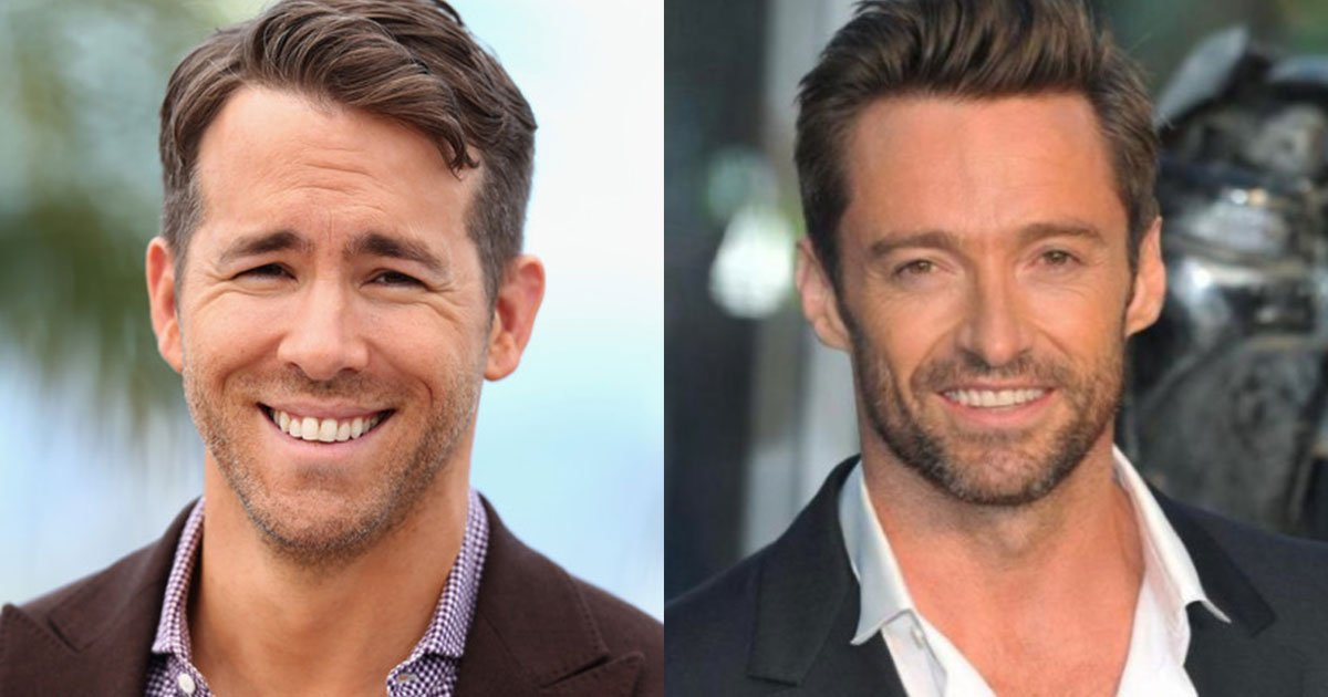 ryan reynolds reply to hugh jackmans birthday tweet is so witty and sarcastic.jpg?resize=412,232 - Ryan Reynolds' Reply To Hugh Jackman's Birthday Tweet Is So Witty And Sarcastic