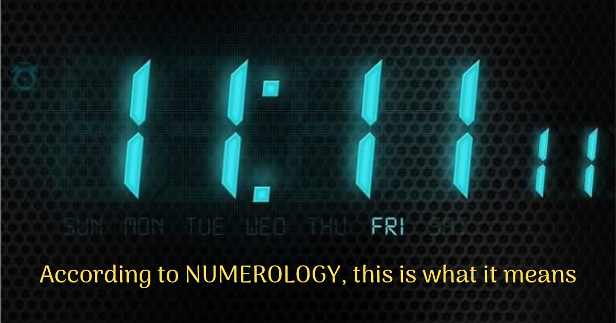 shivam1 10.png?resize=412,232 - Voyez-vous toujours 11h11 sur l'horloge? Voilà ce que cela signifie