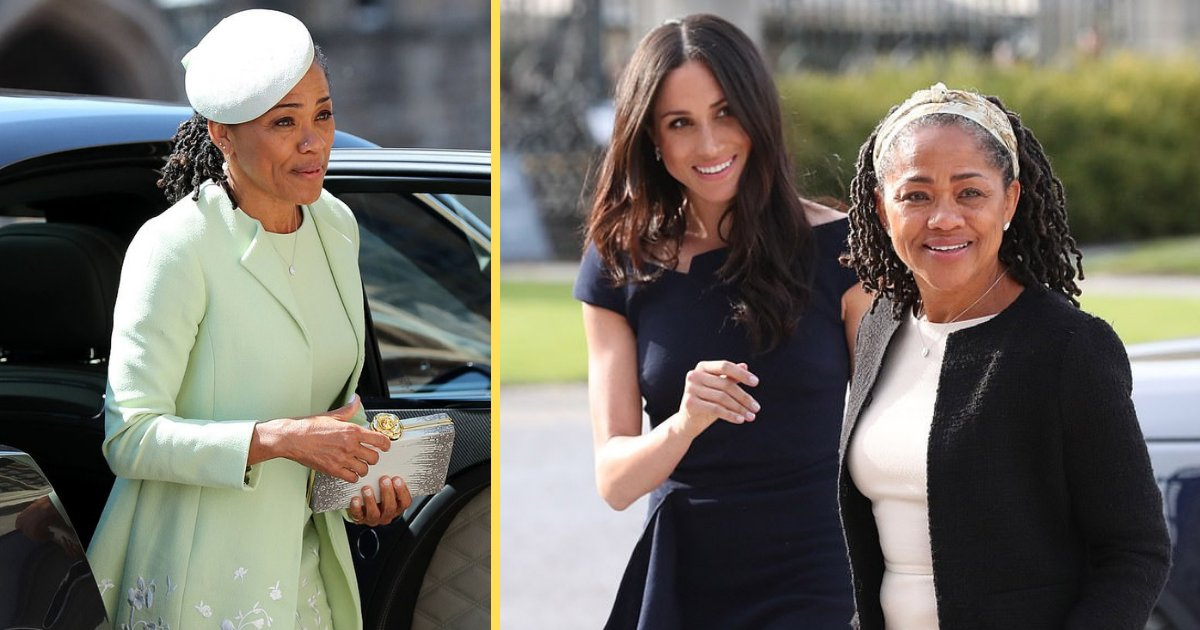 shivam2 6.png?resize=412,232 - Pregnant Meghan Markle's Mum Doria Ragland 'very happy' and 'looks forward to welcoming the first grandchild'