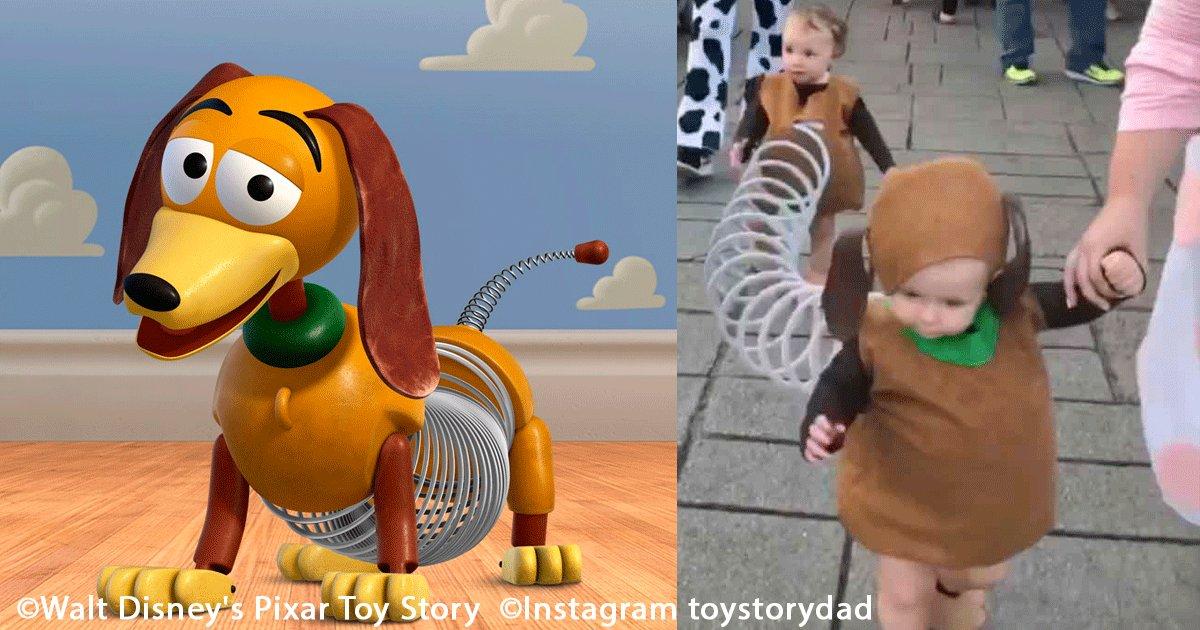 sin titulo 1 11.png?resize=300,169 - Niños disfrazados como perro Slinky de Toy Story causan furor en las redes sociales