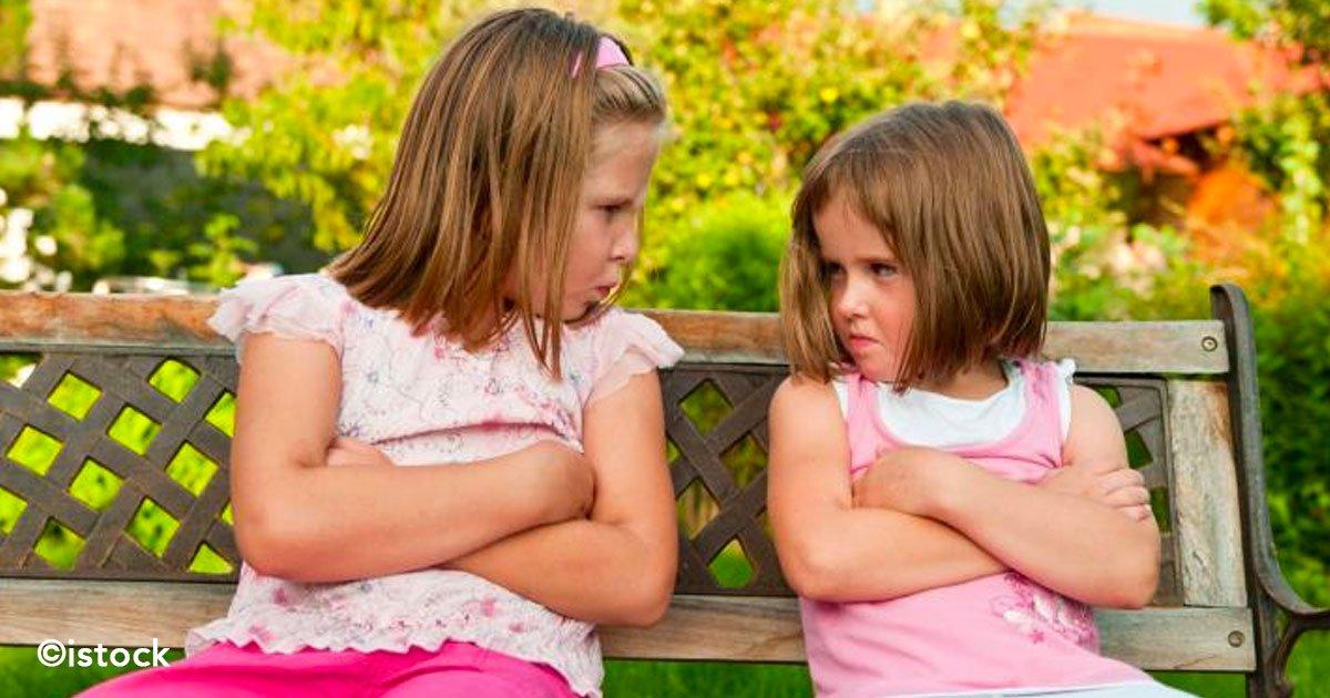 sin titulo 1 13.jpg?resize=648,365 - ¡Esto hará temblar a todos los padres! Se ha comprobado que pelear entre hermanos es benéfico para la salud