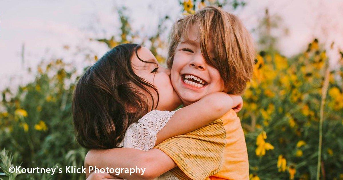 sin titulo 1 14.png?resize=300,169 - Los médicos no podían diagnosticar su enfermedad, la mejor cura de este niño fue el amor de su prima