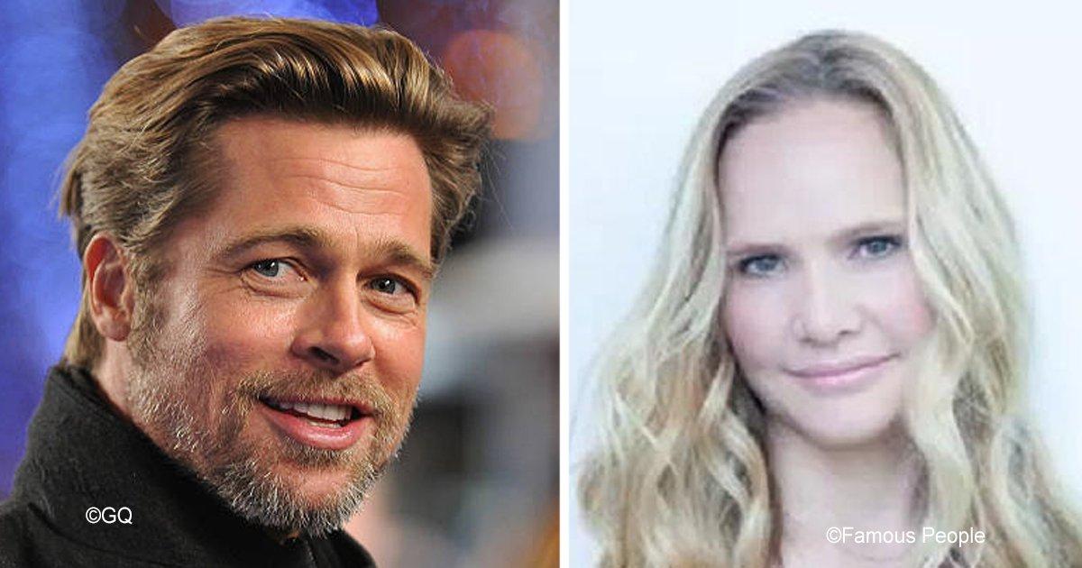 sin titulo 1 25.jpg?resize=300,169 - Fuertes rumores señalan que Brad Pitt tiene un nuevo romance con una rubia