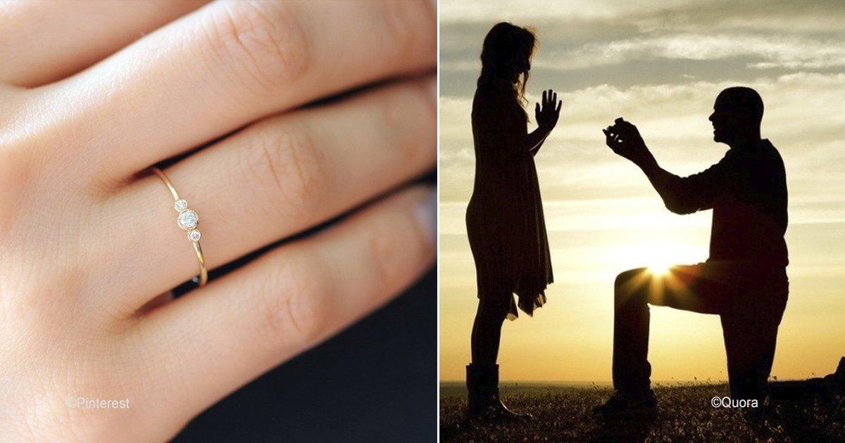 sin titulo 1 29.jpg?resize=300,169 - Controversia en las redes: esta mujer se quejó en Twitter de su novio porque le dio un modesto anillo de compromiso