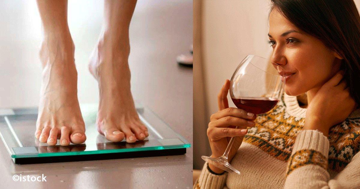 sin titulo 1 6.png?resize=412,232 - La ciencia lo confirma: tomar vino antes de ir a dormir ayuda a adelgazar