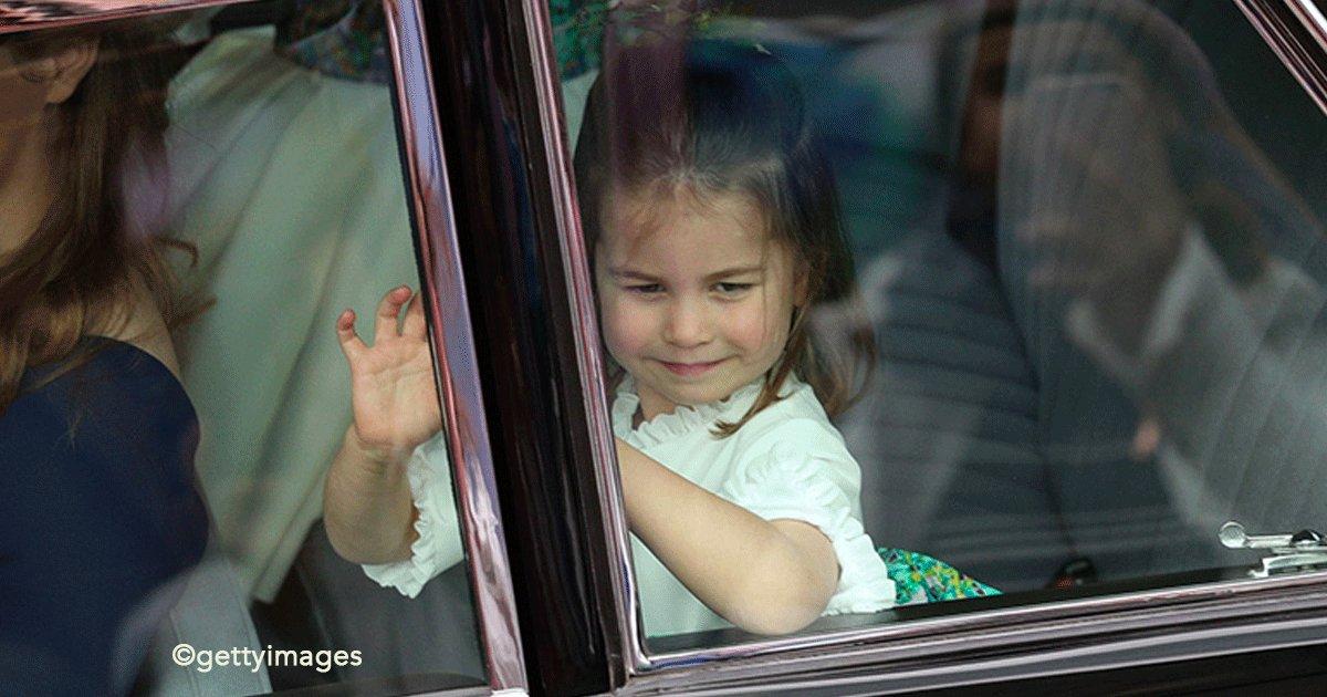 sin titulo 1 62.png?resize=300,169 - La princesa Carlota robó la atención en otra boda real, su carisma es increíble