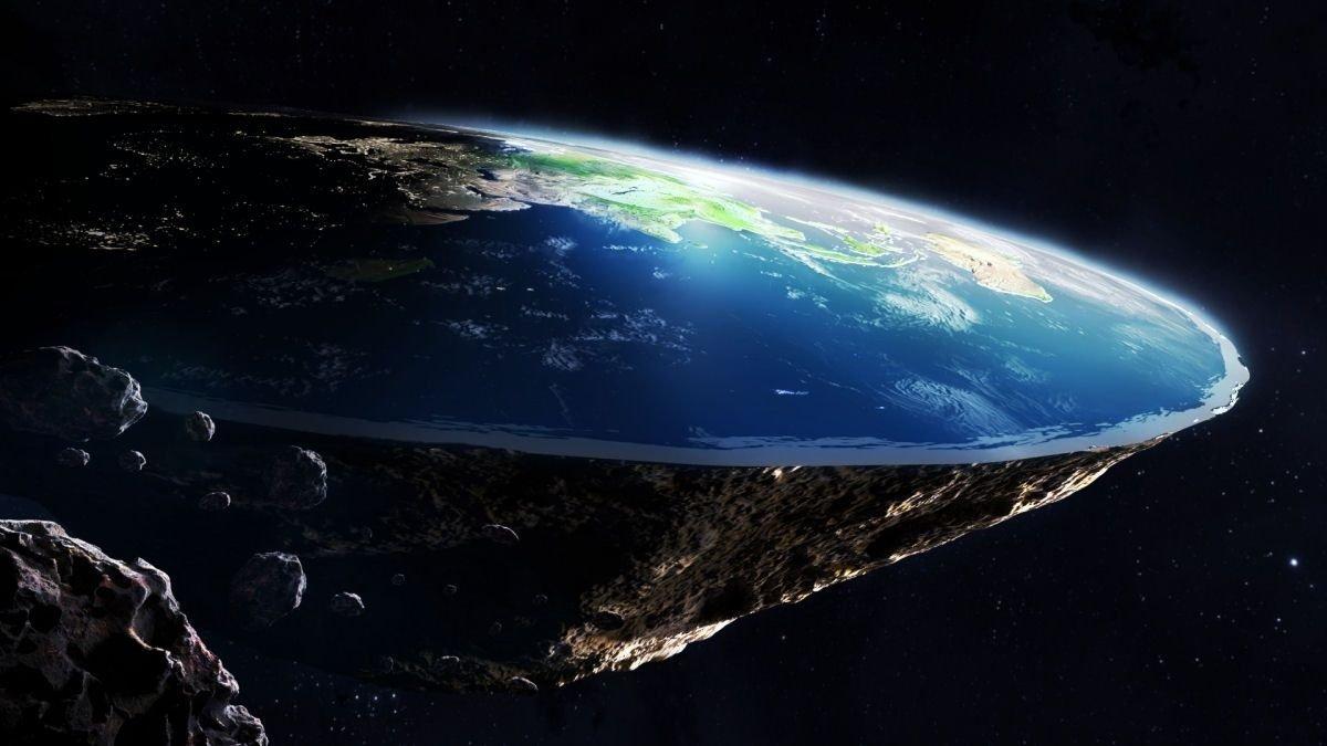 terraplana.jpg?resize=1200,630 - Bizarro: Teoria de que a Terra é plana alega que a Austrália não existe