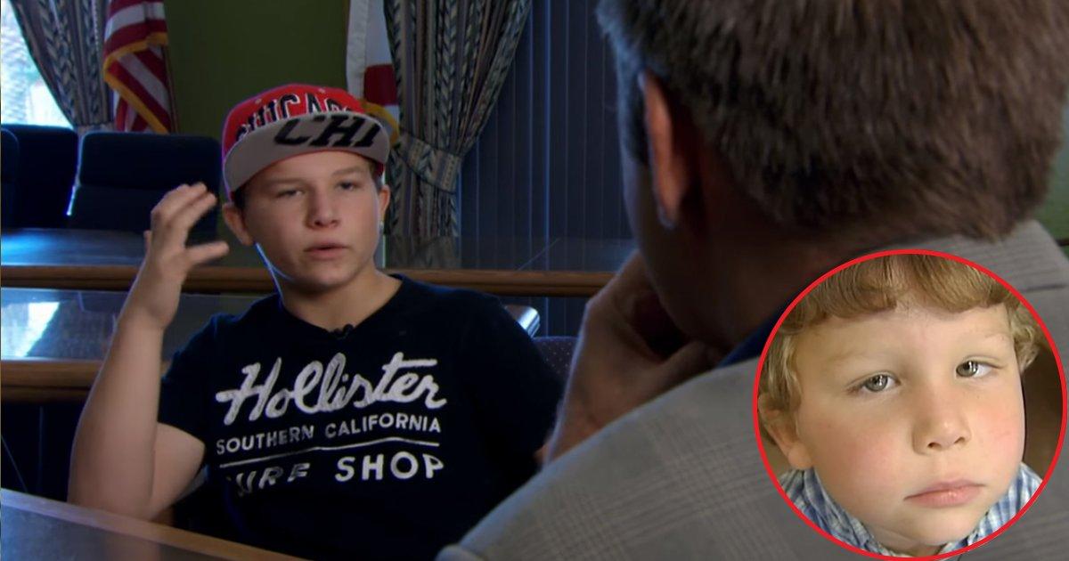 tfsf.jpg?resize=412,232 - Pais adotivos devolvem filho devido a suas questões de raiva - 10 anos mais tarde assistente social o adota
