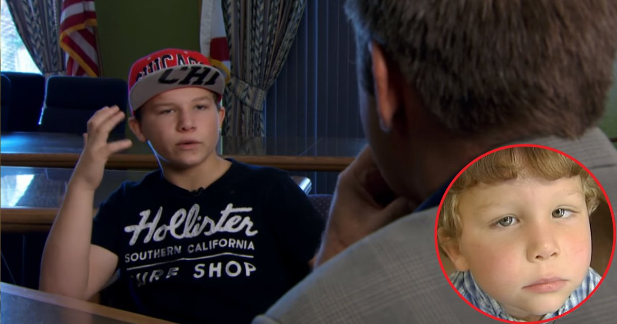 tfsf.jpg?resize=636,358 - Pais adotivos devolvem filho devido a suas questões de raiva - 10 anos mais tarde assistente social o adota