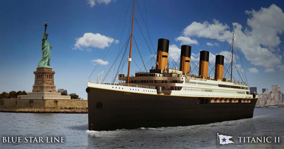 titanic ii the new replica ship will set sail in 2022.jpg?resize=574,582 - Titanic II – The New Replica Ship Will Set Sail In 2022