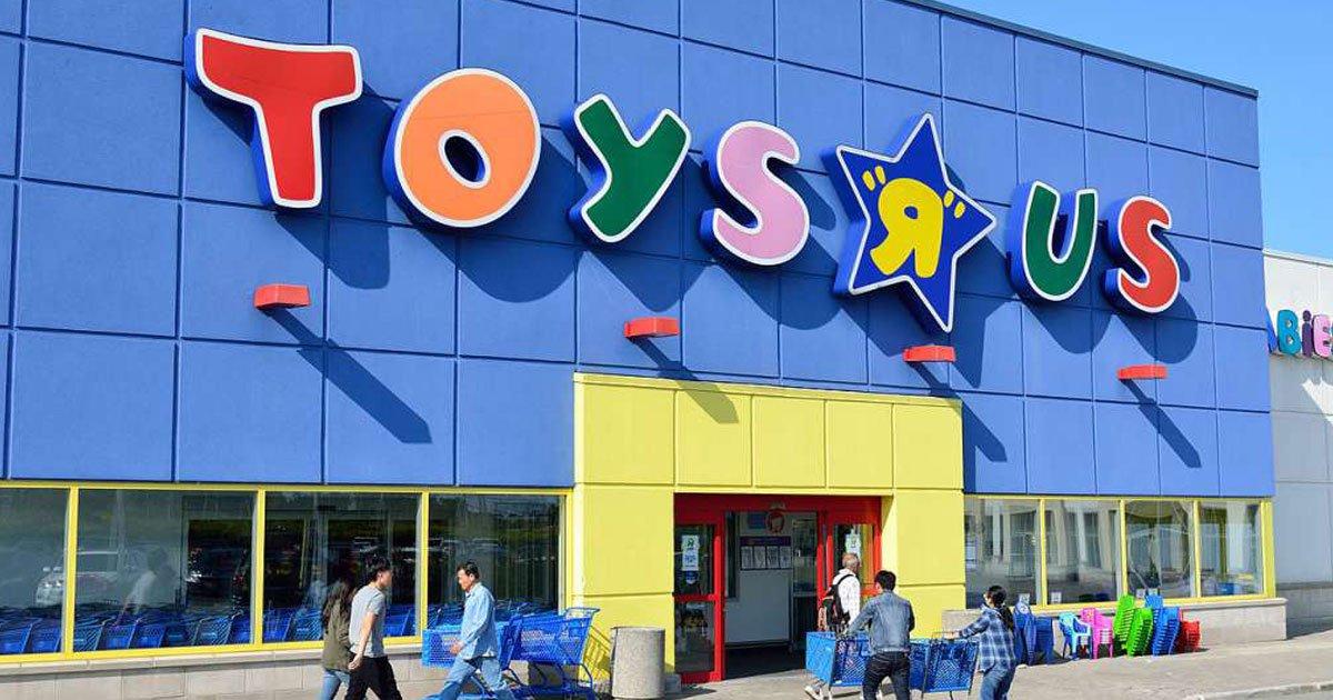 toys r us.jpg?resize=412,275 - Toys 'R' Us cancela leilão de falência