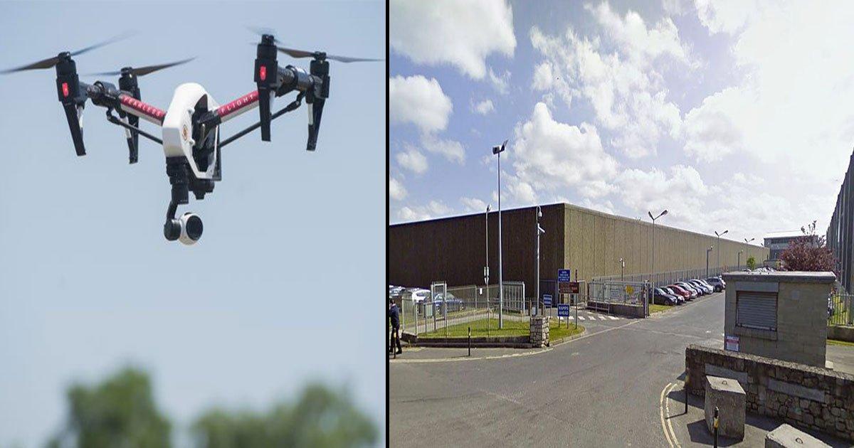 untitled 1 23.jpg?resize=412,232 - De la nourriture chinoise est livrée à des prisonniers irlandais à l'aide de drones