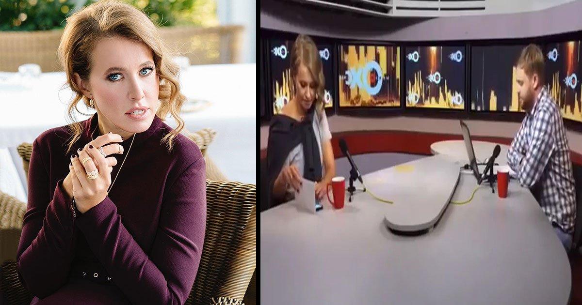 untitled 1 85.jpg?resize=412,232 - Samsung Brand Ambassador Ksenia Sobchak Caught Using iPhone X