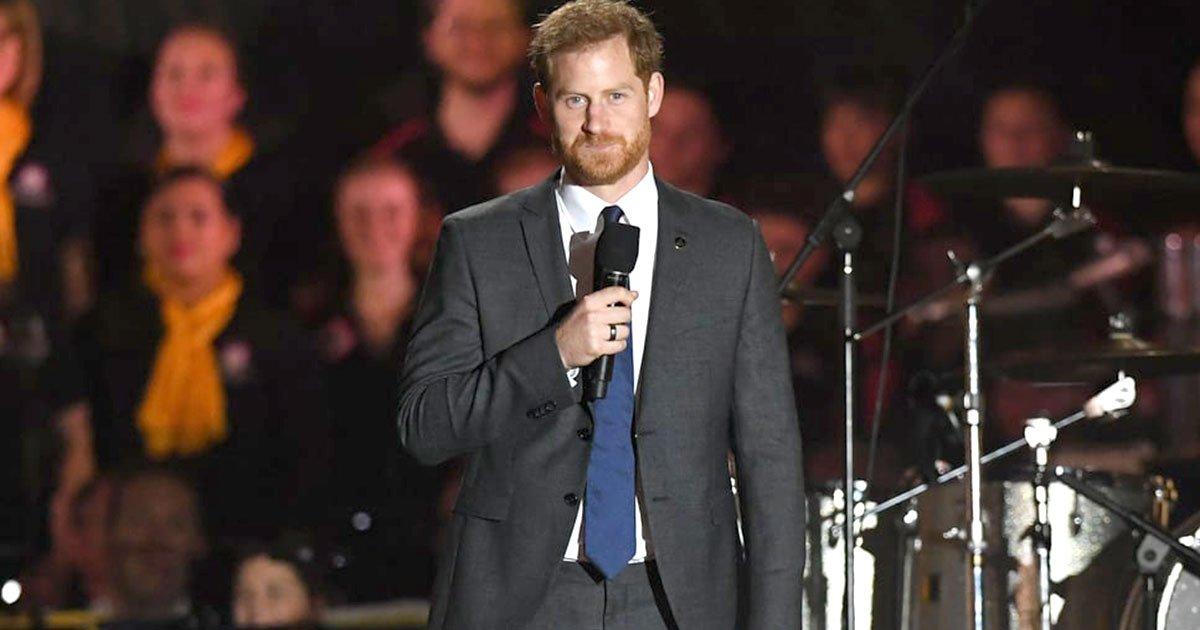 untitled 1 88.jpg?resize=1200,630 - Le prince Harry a fait sa première blague de papa lors de la cérémonie d'ouverture des Jeux Invictus de 2018