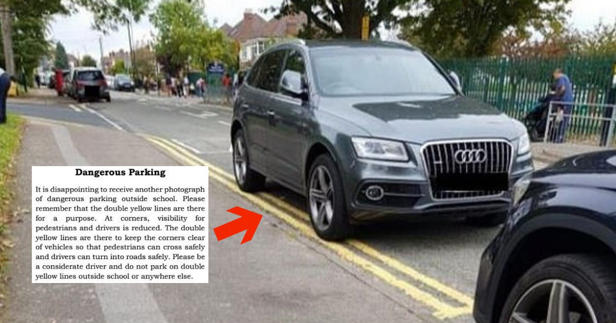 untitled design 1 8.png?resize=636,358 - Disabled Mom Left 'Humiliated' After Son's School Shared Photo Of Her 'Dangerous' Parking