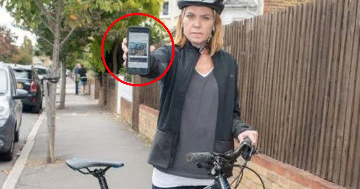 untitled design 11 1.png?resize=412,232 - Une mère de famille découvre qui a volé son vélo et élabore un plan parfait pour le récupérer