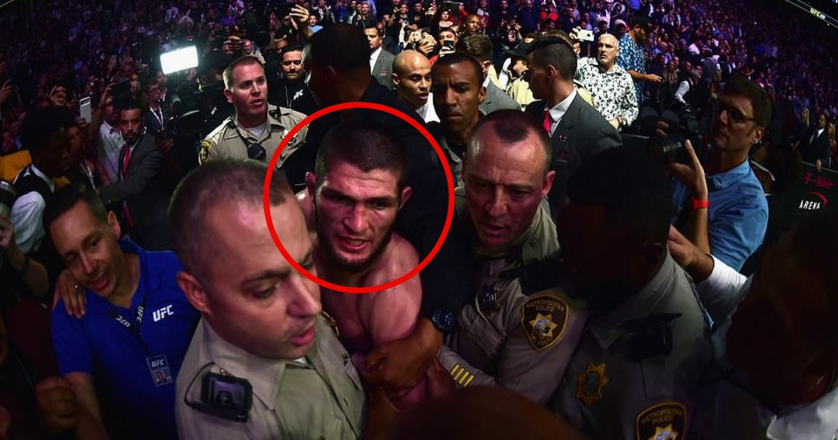 untitled design 2 1.png?resize=300,169 - Nurmagomedov Submits McGregor Before Jumping Over The Cage And Starting Massive Brawl