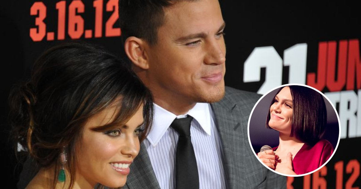 untitled design 35.png?resize=648,365 - Channing Tatum Dating Jessie J After Splitting With Wife Of Nine Years Jenna Dewan