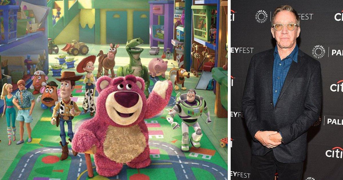 """untitled design 55.png?resize=300,169 - Tim Allen dice que Toy Story 4 es tan emotiva que """"ni siquiera pudo con la última escena"""""""