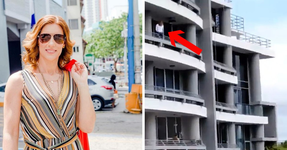 untitled design 57 1.png?resize=412,232 - Mort par selfie : Une maman de deux enfants tombe du balcon du 27e étage en essayant de prendre un selfie