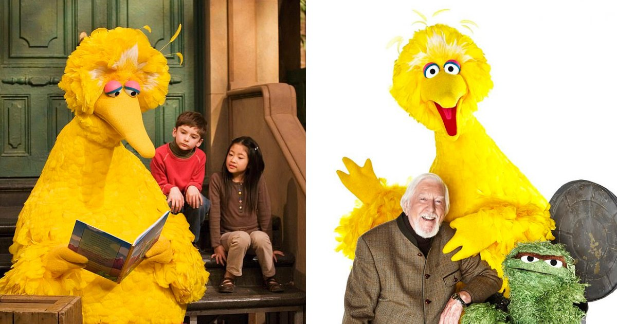 untitled design 72 1.png?resize=636,358 - Big Bird Puppeteer From Sesame Street Retires After 50 Years On The Show