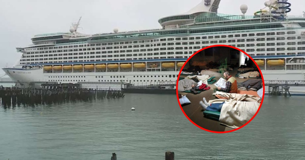 untitled design 73 1.png?resize=300,169 - Man Decided To Transform Abandoned Cruise Ship Into Housing For Homeless