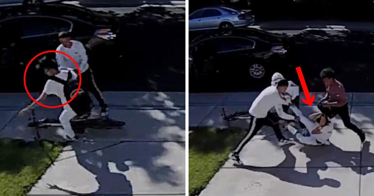 untitled design 73.png?resize=412,232 - Quatre adolescents attaquent une collégien de 12 ans sans défense avant de s'enfuir en voiture
