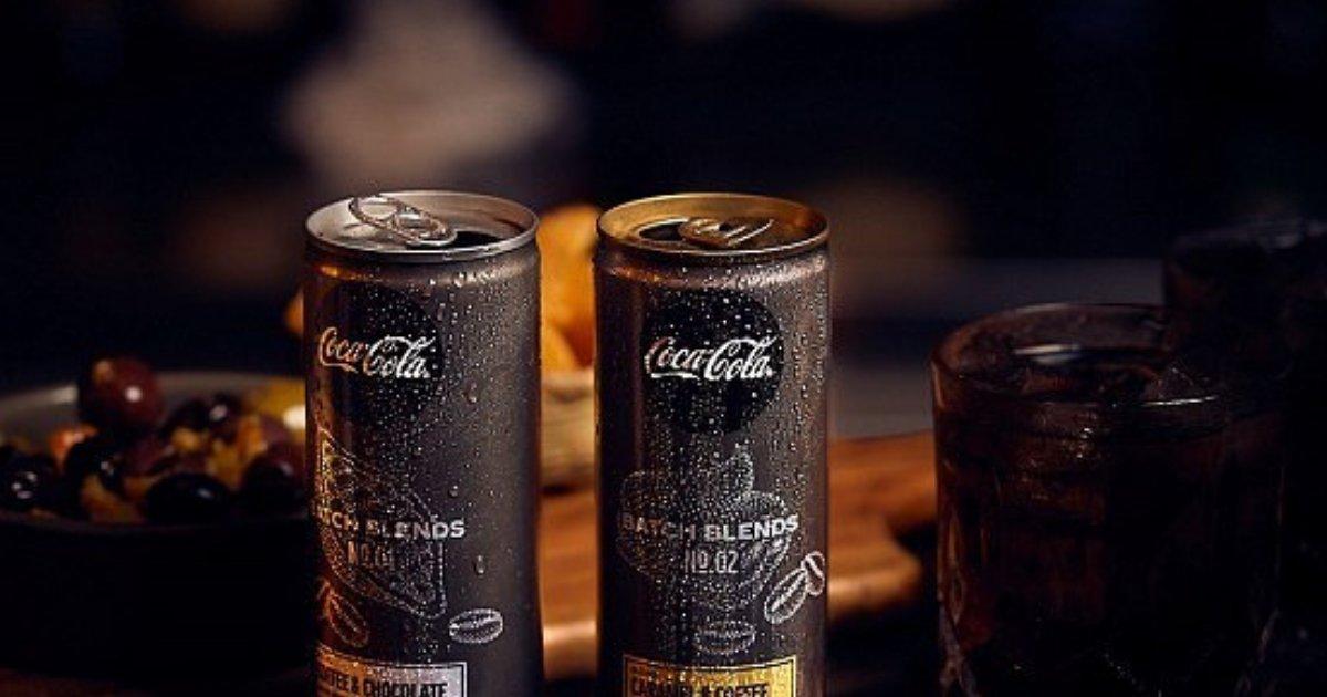 untitled design 80 1.png?resize=412,232 - Coca-Cola lance des boissons au café en édition limitée, infusées de chocolat ou de caramel