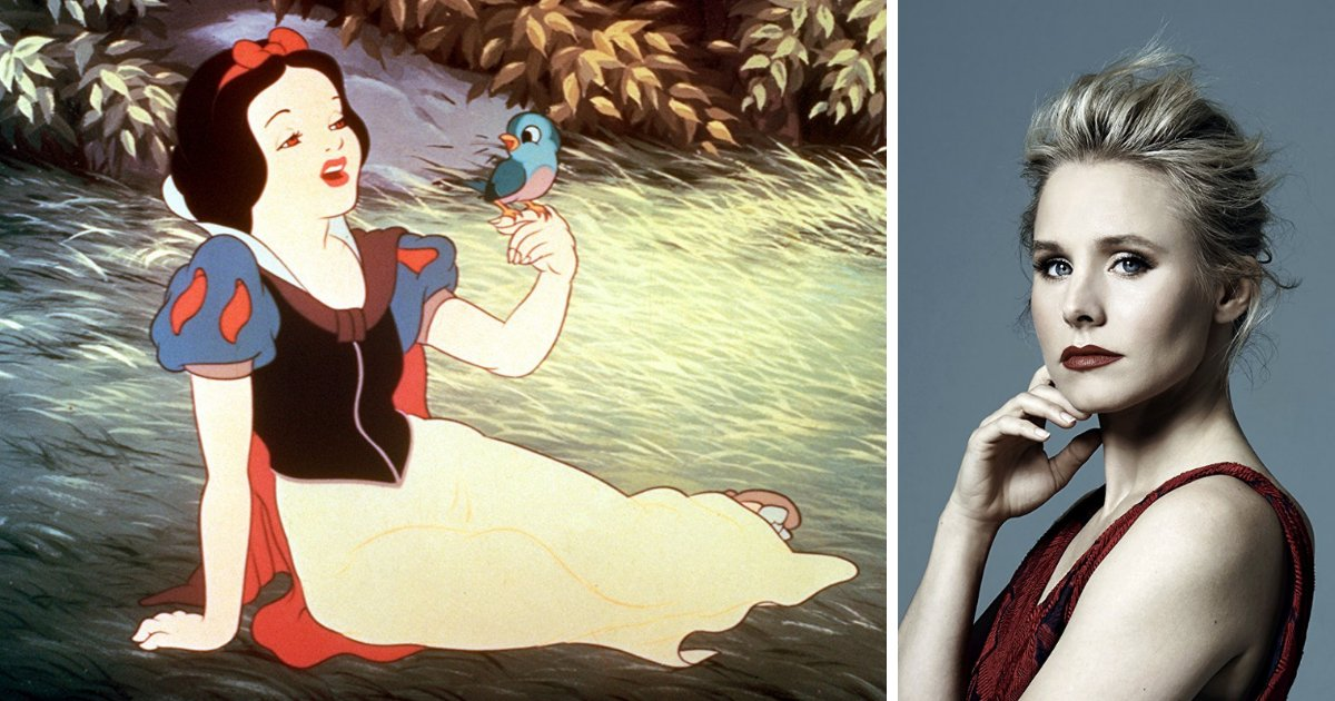 untitled design 87 1.png?resize=1200,630 - Snow White Is Sending 'Wrong Message' To Kids, Kristen Bell Warns